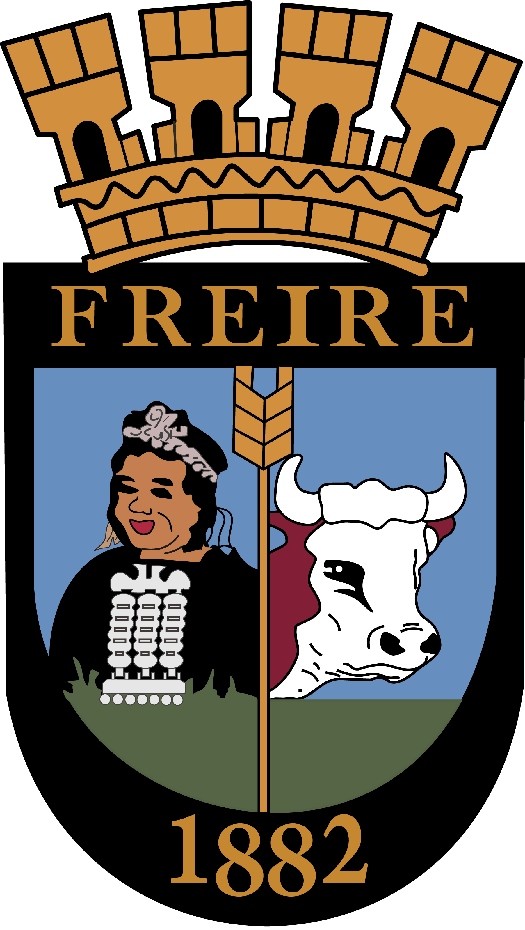 Escudo Freire